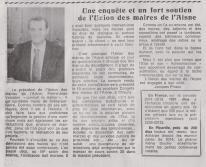 18-09-23 S 39 Union des maires.....(Le Démocrate du 28)