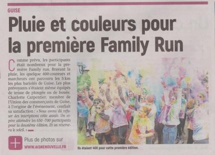 18-09-24 S 39 Guise. Première Family Run....(L'Aisne Nlle.)