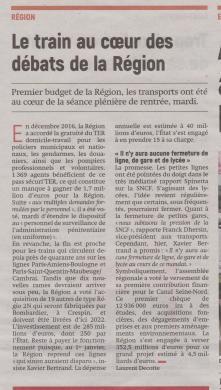 18-09-27 S 39 Budget de la Région....(L'Aisne Nlle.)