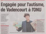 18-09-27 S 39 Engagée pour l'autisme....(L'Aisne Nlle.)
