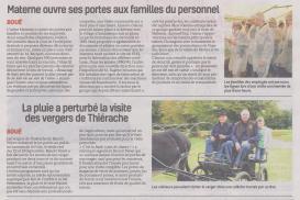 18-10-04 S 40 Boué. L'usine Materne et les vergers de Thiérache.....(La Thiérache)