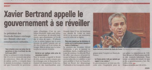 18-10-07 S 41 X.Bertrand apelle le gouvernement à se réveiller....(L'Aisne Nlle.)