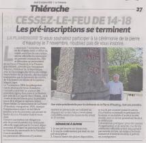 18-10-11 S 41 Cérémonie de la pierre d'Haudroy.....(La Thiérache)