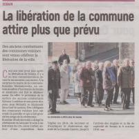 18-10-11 S 41 Serain. Libération de la commune....(L'Aisne Nlle.)