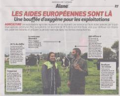 18-10-25 S 43 Aides pour l'agriculture....(La Thiérache)